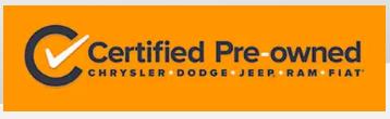 Dodge Certified Pre-Owned Program logo