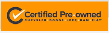 Jeep Certified Pre-Owned Program logo