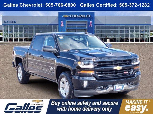 Chevrolet Silverado 1500 2018 for Sale in Albuquerque, NM