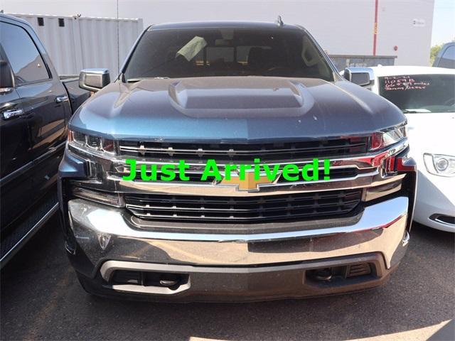 Chevrolet Silverado 1500 2021 for Sale in Albuquerque, NM