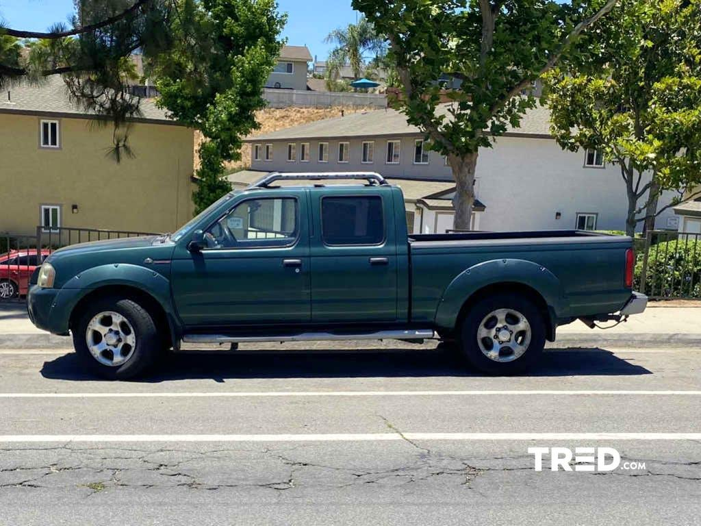 Nissan Frontier 2002 for Sale in San Diego, CA