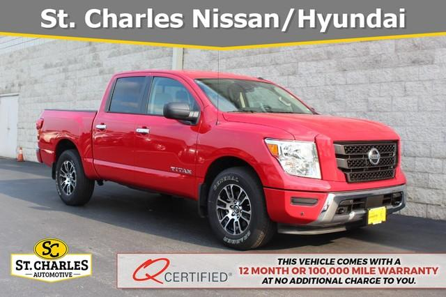 Nissan Titan 2021 for Sale in St Peters, MO