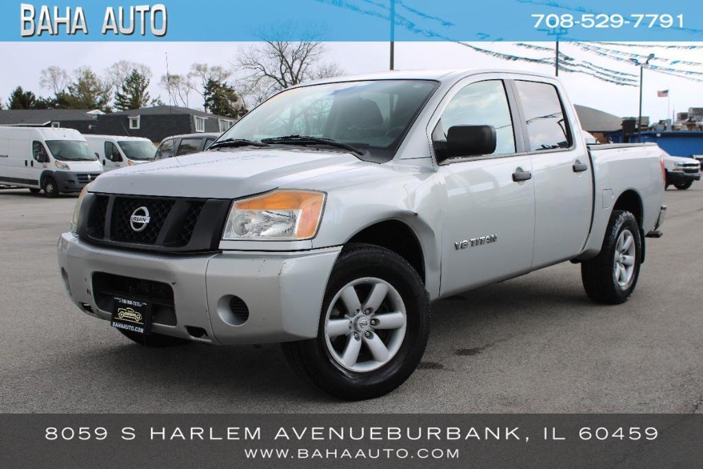 Nissan Titan 2011 for Sale in Burbank, IL