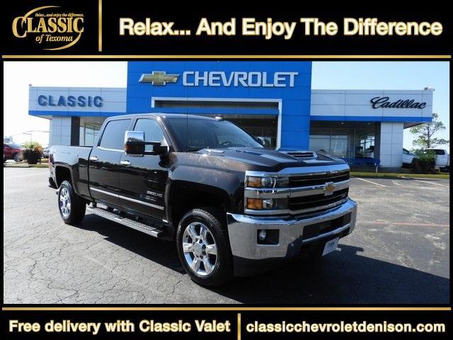 Chevrolet Silverado 2500 2019 for Sale in Denison, TX