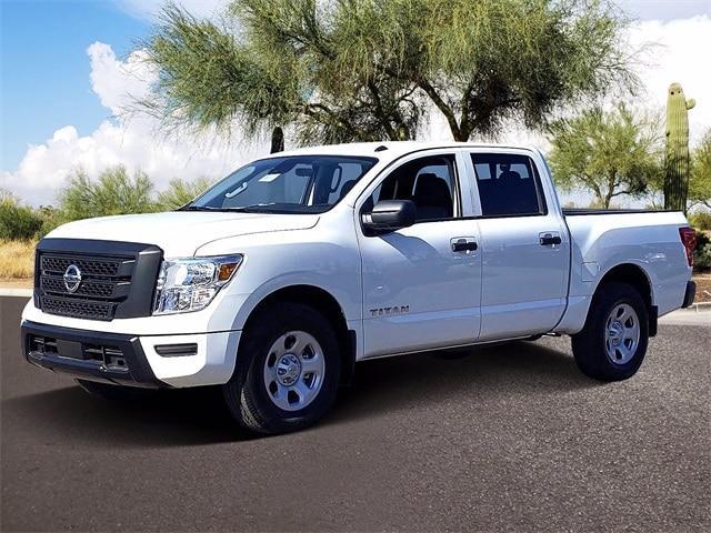 Nissan Titan 2021 for Sale in Scottsdale, AZ