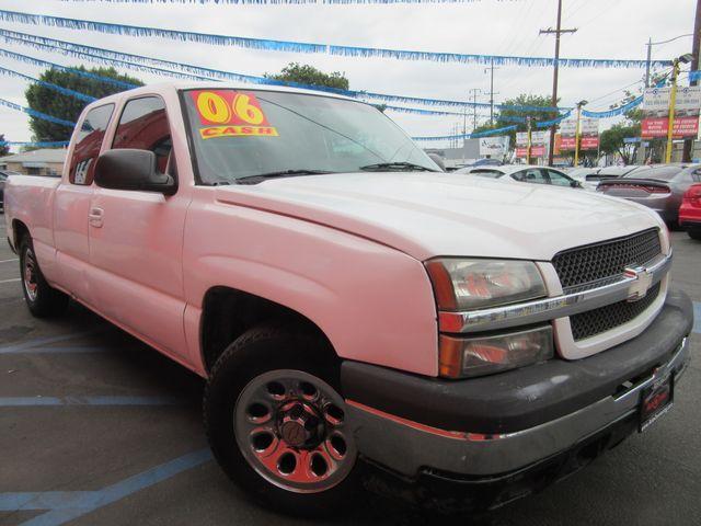 Chevrolet Silverado 1500 2006 for Sale in SOUTH GATE, CA