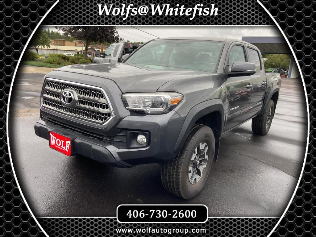 Toyota Tacoma 2017 for Sale in Whitefish, MT