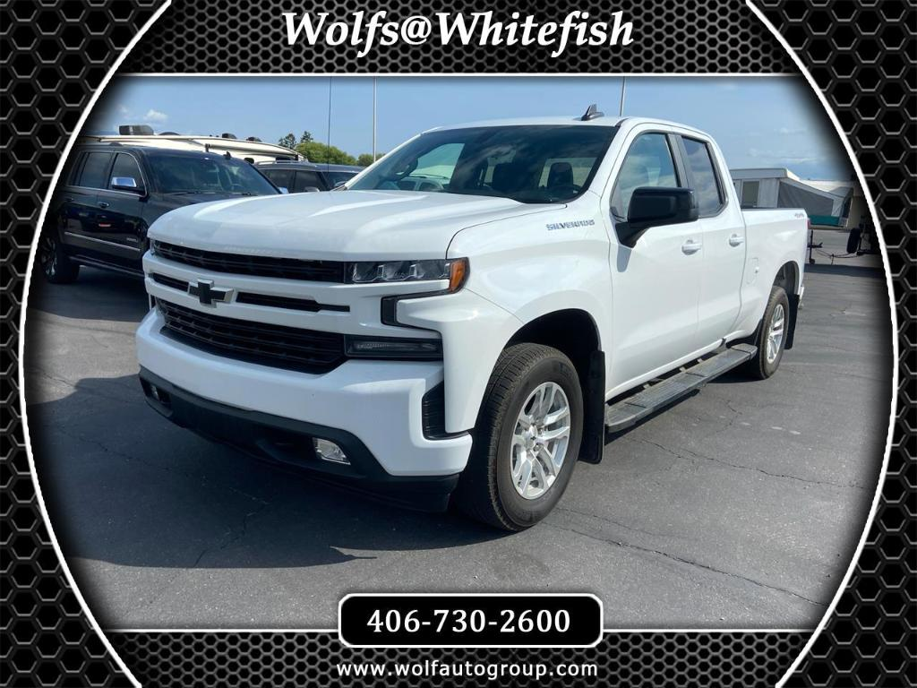 Chevrolet Silverado 1500 2019 for Sale in Whitefish, MT
