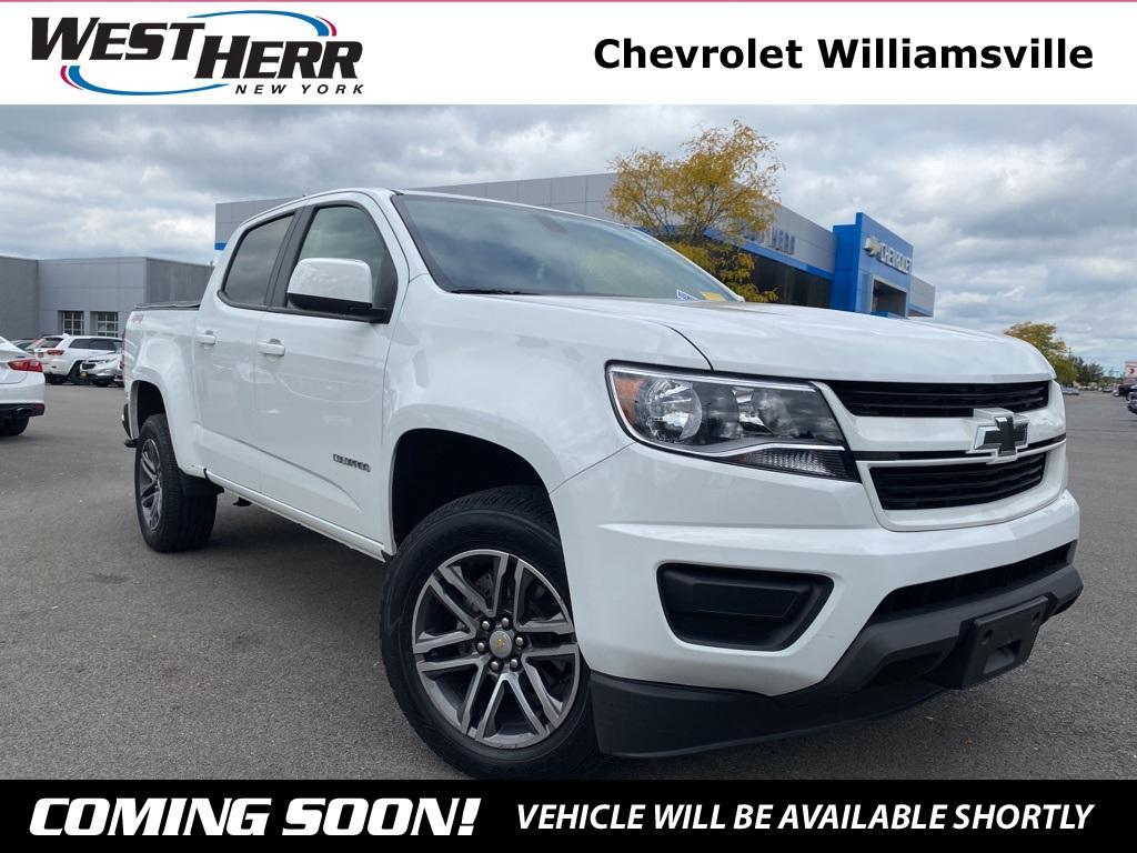 Chevrolet Colorado 2019 for Sale in Williamsville, NY
