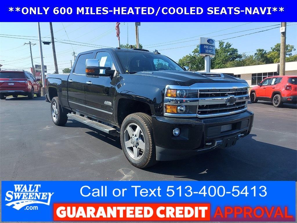 Chevrolet Silverado 2500 2018 for Sale in Cincinnati, OH