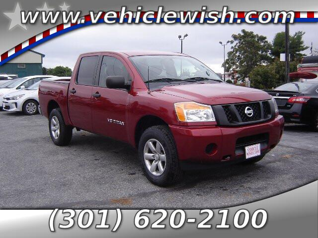 Nissan Titan 2015 for Sale in Frederick, MD