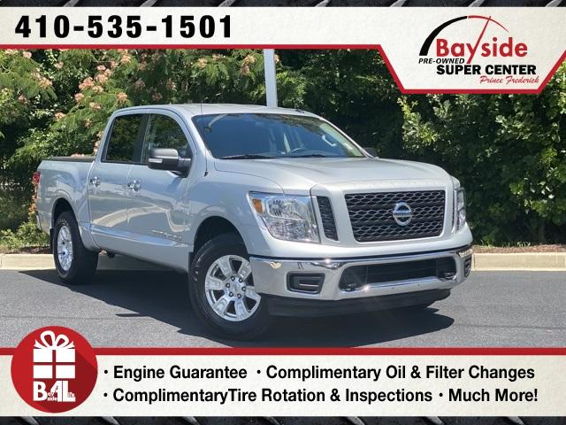 Nissan Titan 2019 for Sale in Prince Frederick, MD