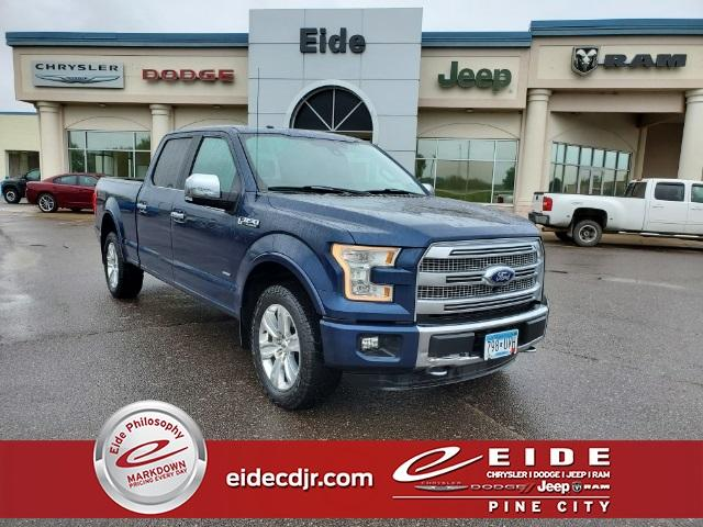 Ford F-150 2015 for Sale in Pine City, MN
