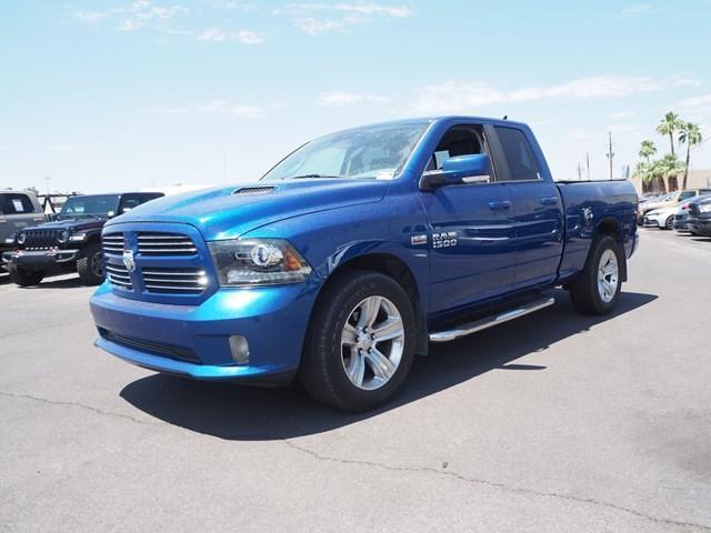 RAM 1500 2017 for Sale in Las Vegas, NV