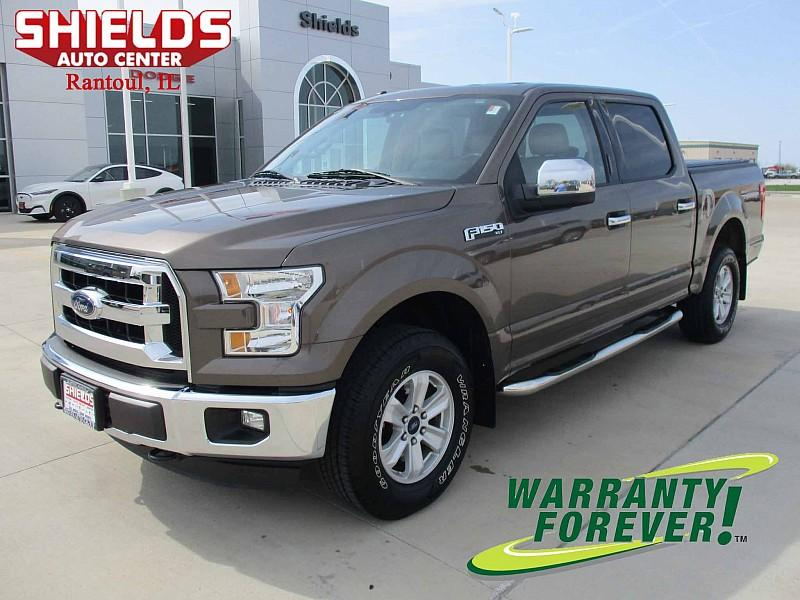 Ford F-150 2016 for Sale in Rantoul, IL