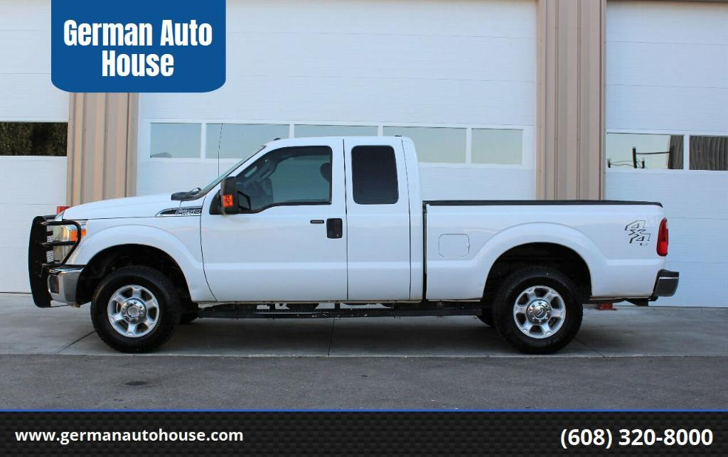 Ford F-250 2015 for Sale in Fitchburg, WI