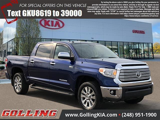 Toyota Tundra 2015 for Sale in Madison Heights, MI