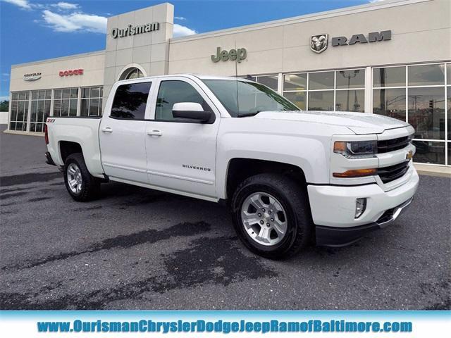 Chevrolet Silverado 1500 2018 for Sale in Baltimore, MD