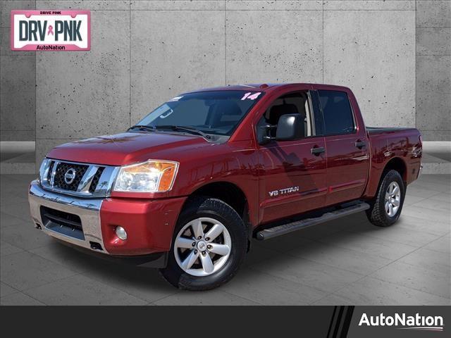 Nissan Titan 2014 for Sale in Chandler, AZ