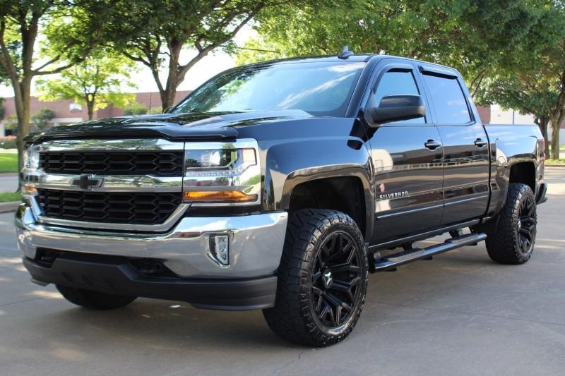 Chevrolet Silverado 1500 2017 for Sale in Dallas, TX