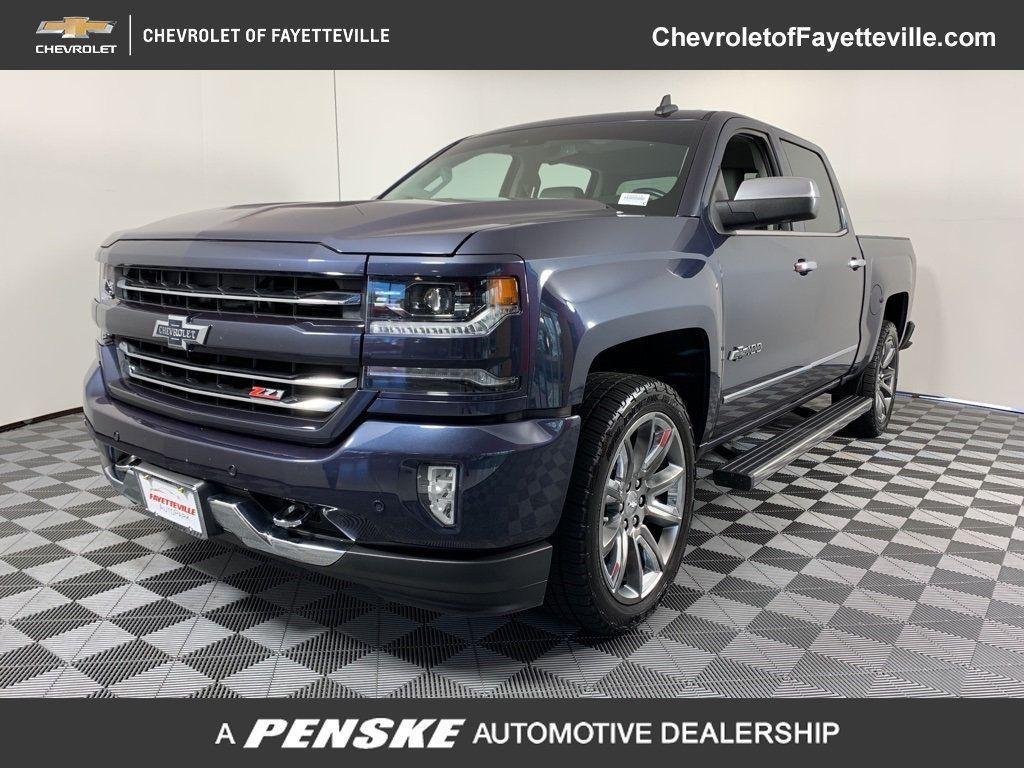 Chevrolet Silverado 1500 2018 a la Venta en Fayetteville, AR