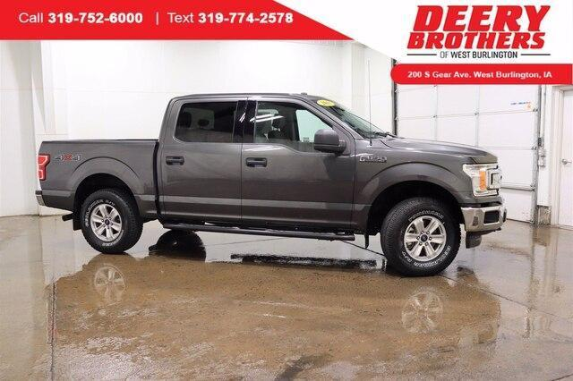 Ford F-150 2018 for Sale in West Burlington, IA
