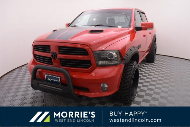 RAM 1500 2016 for Sale in Minneapolis, MN