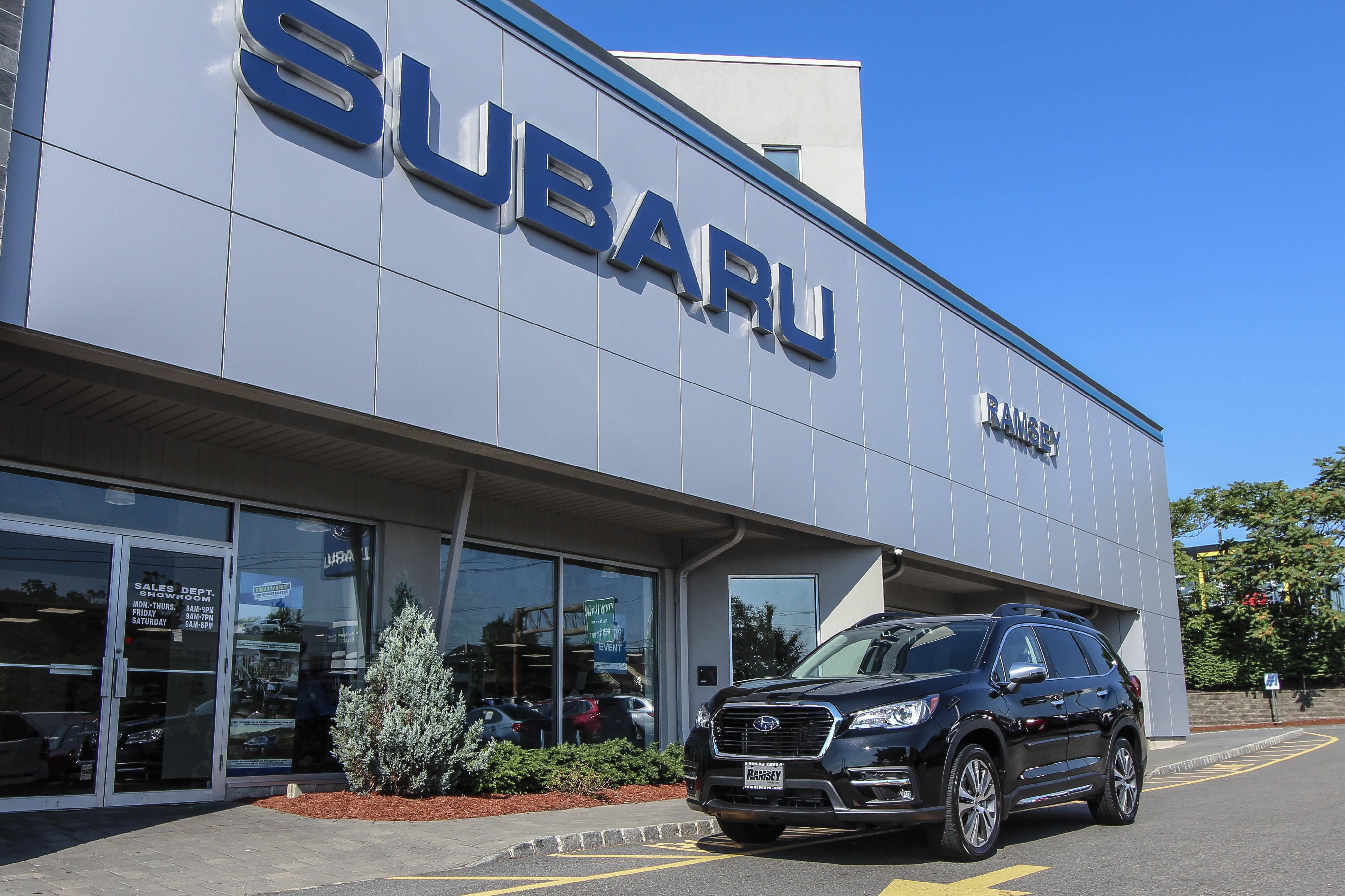 Ramsey Subaru New Jersey