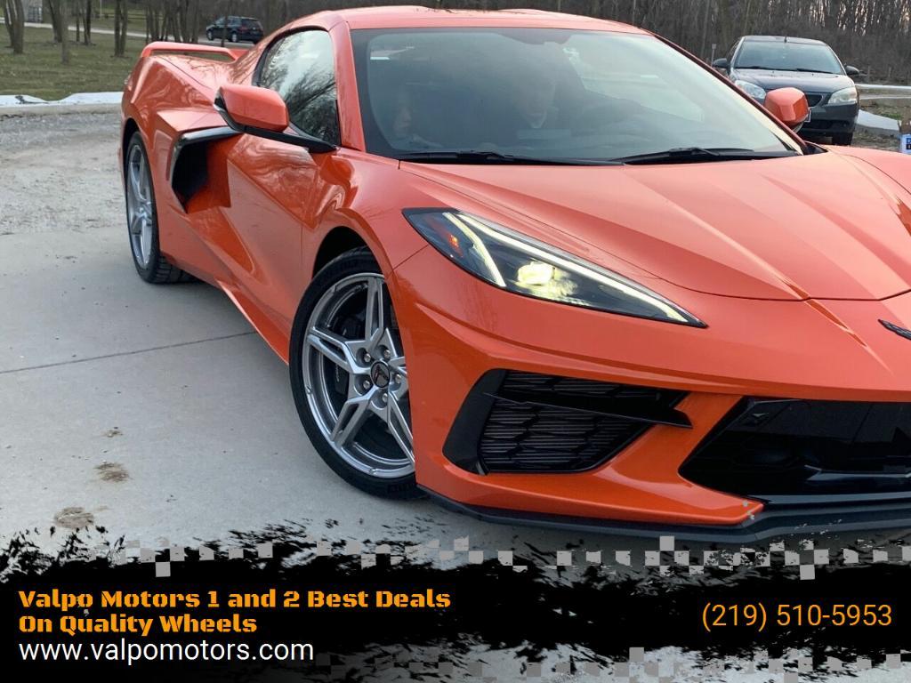 Used 2020 Chevrolet Corvette Stingray w/2LT