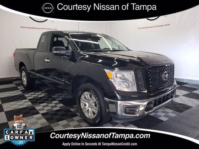 Nissan Titan 2019 for Sale in Tampa, FL