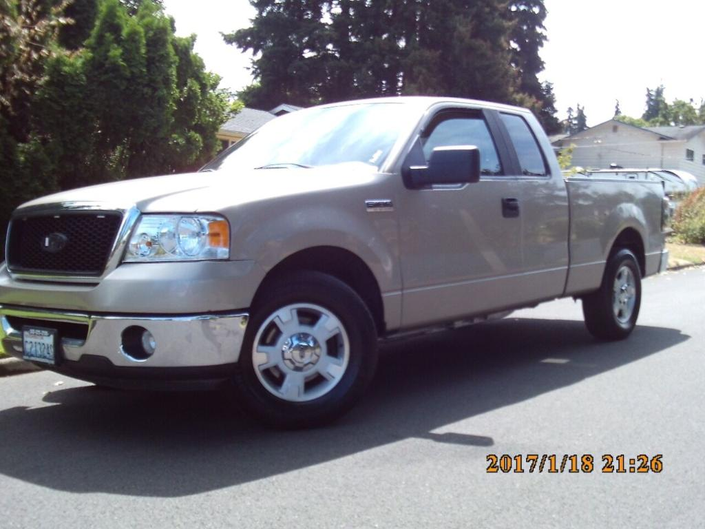 Ford F-150 2008 for Sale in Vancouver, WA
