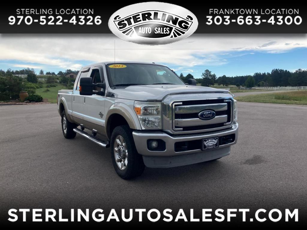 Ford F-250 2013 for Sale in Franktown, CO