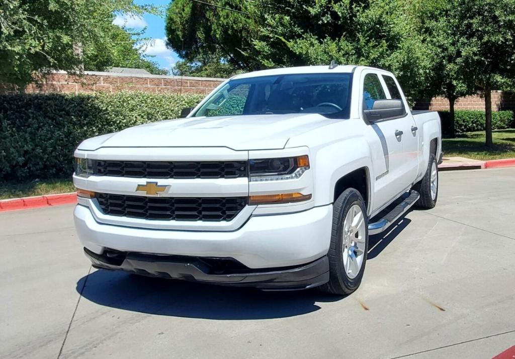 Chevrolet Silverado 1500 2017 for Sale in Garland, TX