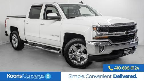 Chevrolet Silverado 1500 2018 for Sale in Westminster, MD