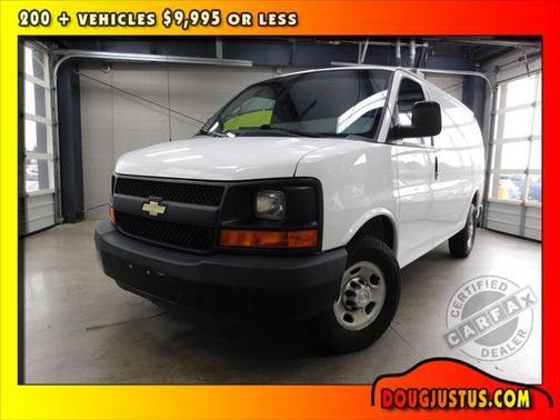 2014 Chevrolet Express 2500
