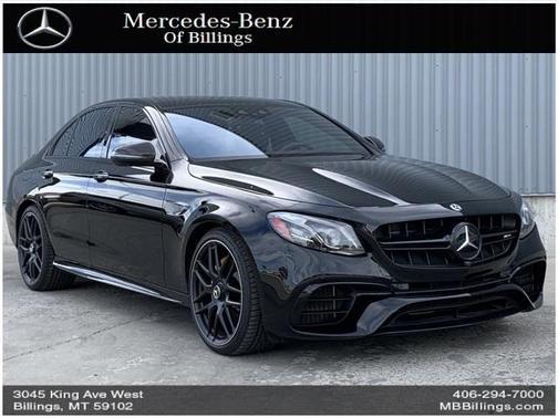 2019 Mercedes-Benz AMG E 63