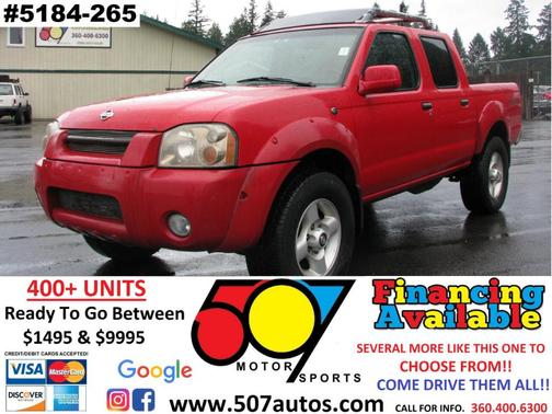 Nissan Frontier 2001 for Sale in Roy, WA