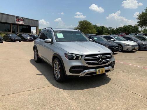 2020 Mercedes-Benz GLE 350