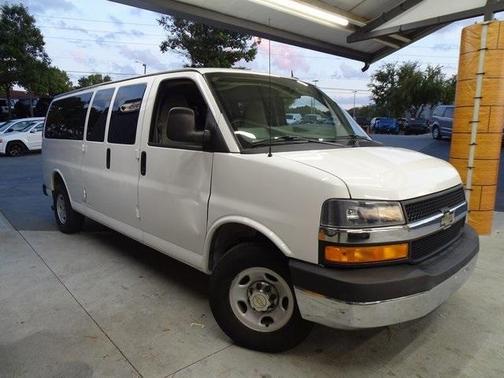 2012 Chevrolet Express 3500