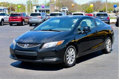 2012 Honda Civic EX image