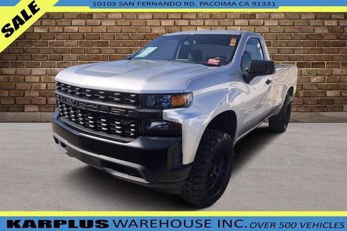 Chevrolet Silverado 1500 2019 for Sale in Pacoima, CA