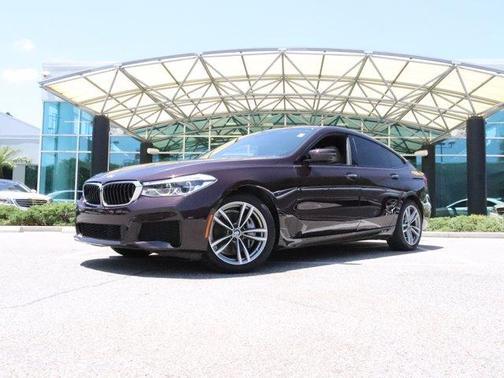 2018 BMW 640 Gran Turismo