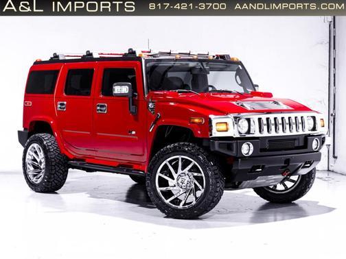 2007 Hummer H2 Base image