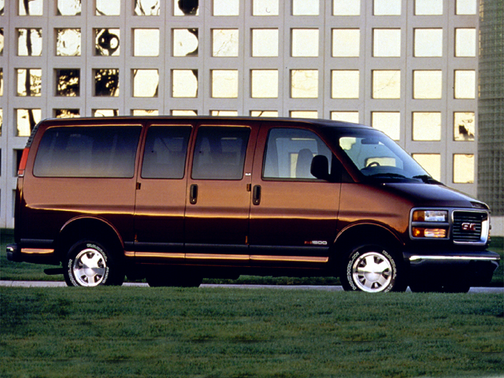 1999 GMC Savana 2500