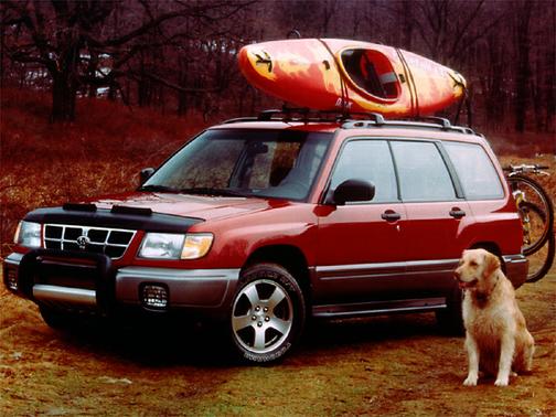 1998 Subaru Forester