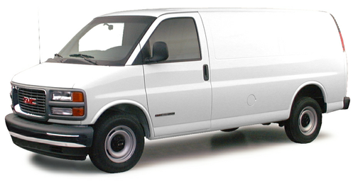 2001 GMC Savana 1500