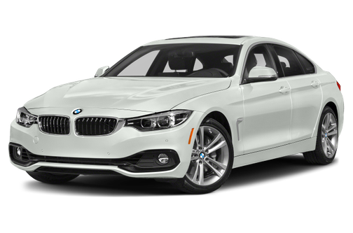2018 BMW 440 Gran Coupe