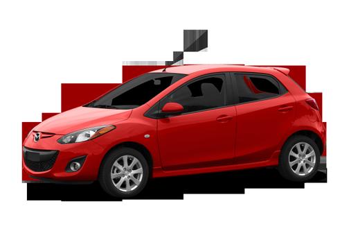 2012 Mazda Mazda2