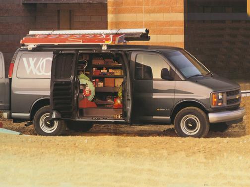 1998 Chevrolet Van
