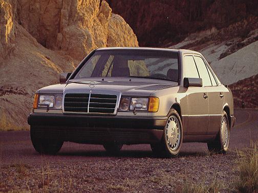 1993 Mercedes-Benz E-Class